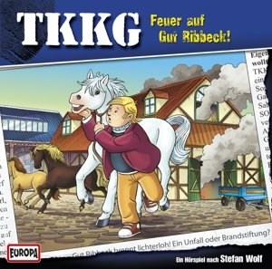 TKKG 192. Feuer auf Gut Ribbeck!