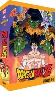 Dragonball Z - Movie Box 1