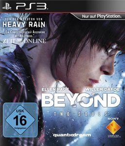 Beyond: Two Souls (Ellen Page & Willem Dafoe)