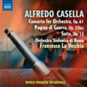 Konzert für Orchester/Pagine di Guerra/Suite
