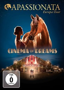 Cinema Of Dreams-Europa Tour (Deluxe Edition)