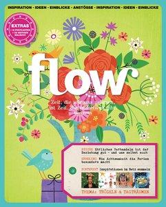 Flow Nummer 4. Zeitschrift