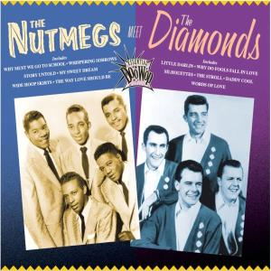 Essential Doo Wop-The Nutmegs meet the diamonds - zum Schließen ins Bild klicken