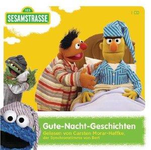 Sesamstraße Gute-Nacht-Geschichten