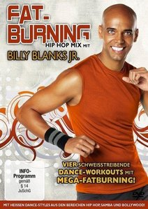 Fatburning Hip Hop Mix Mit Billy Blanks Jr.