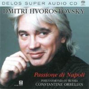 Passione Di Napoli Sa-CD