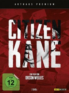 Citizen Kane - Arthaus Premium/2 DVDs