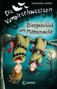Die Vampirschwestern 08. Bissgeschick um Mitternacht