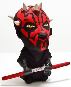 Joy Toy 741964 - Star Wars Darth Maul Plüsch