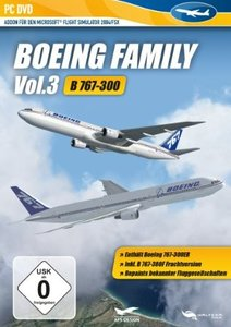 Flight Simulator X - Boeing Family Vol. 3 (767)
