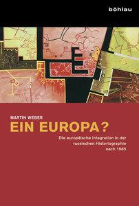 Ein Europa?