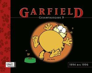 Garfield Gesamtausgabe 09
