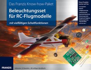 Beleuchtungsset für RC-Flugmodelle - Lernpaket