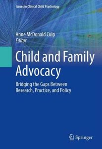 Child and Family Advocacy