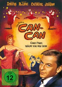 CAN-CAN - Ganz Paris träumt von der Liebe
