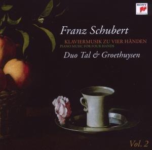 Klaviermusik zu 4 Händen Vol.2