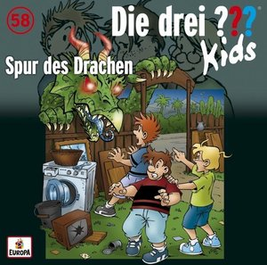 Die drei ??? Kids 58: Spur des Drachen