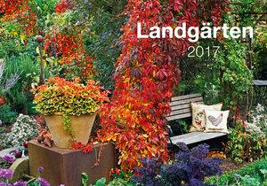 Landgärten 2017 - Bildkalender - (49 x 34)