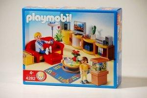 PLAYMOBIL® 4282 - Sonniges Wohnzimmer