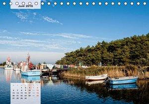 Nord-Ostsee Impressionen (Tischkalender 2016 DIN A5 quer)