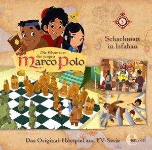 Die Abenteuer des jungen Marco Polo 05. Schachmatt in Isfahan