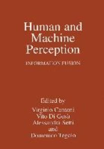 Human and Machine Perception