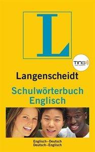 Langenscheidt Schulwörterbuch Englisch. TING-Ausgabe
