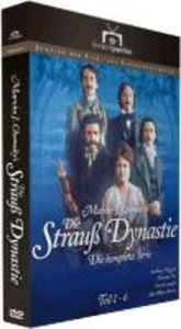 Die Strauß-Dynastie: Teil 1-6 - Fernsehjuwelen