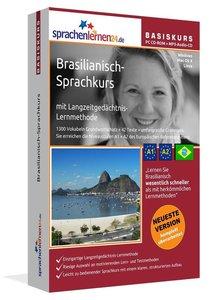 Sprachenlernen24.de Brasilianisch-Basis-Sprachkurs. CD-ROM