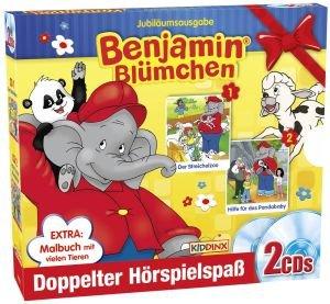 Benjamin Jubiläum Audio Streichelzoo/Pandababy