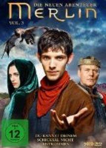 Merlin-Die neuen Abenteuer (Vol.3)