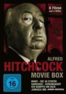 Movie Box-Mary/39 Stufen/Sabotage/+