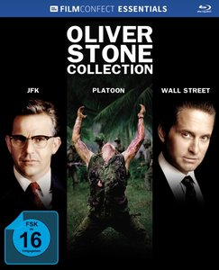 Oliver Stone Collection (Mediabook) (3 Blu-rays)