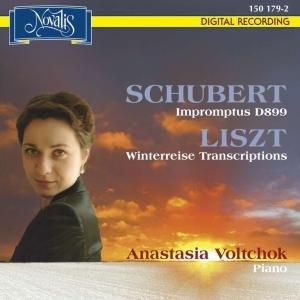 Schubert: Impromptus/Liszt: