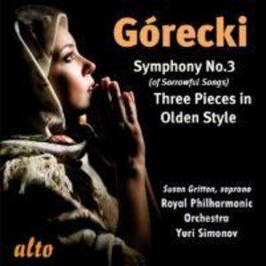 Gorecki Sinfonie 3