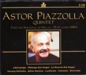 Piazzolla in Milan 1984