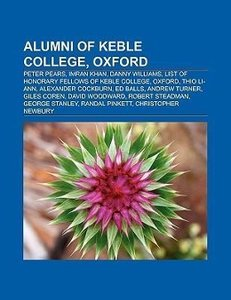 Alumni of Keble College, Oxford