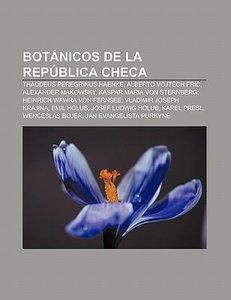 Botánicos de la República Checa
