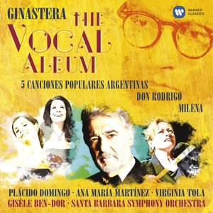 Ginastera:The Vocal Album
