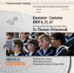 Kantaten BWV 4,31,67 (Ostern)