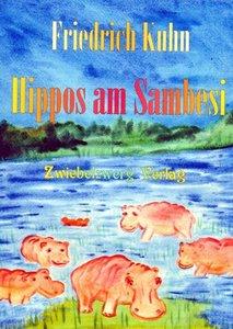 Hippos am Sambesi