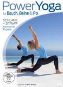 Power Yoga für Bauch, Beine & Po schlank und straff mit intensiv