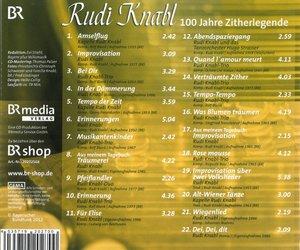 Rudi Knabl - 100 Jahre Zitherlegende