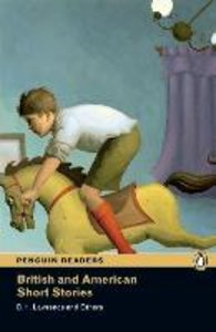 Penguin Readers Level 5 British and American Short Stories