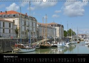 Monuments of France 2015 (Wall Calendar 2015 DIN A3 Landscape)