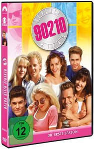Beverly Hills, 90210 - Season 1 (6 Discs, Multibox)