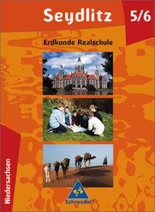 Seydlitz Erdkunde. 5./6. Schülerband. Niedersachsen. Förderstufe