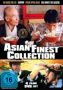 Asian Finest Collection (DVD)