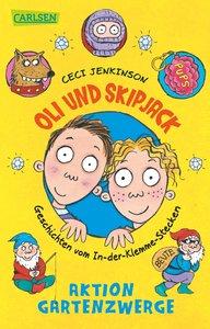 Oli und Skipjack - Geschichten vom In-der-Klemme-Stecken 02. Ak