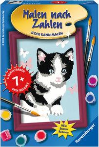Ravensburger - Katze Kasimir, MNZ, Malen nach Zahlen